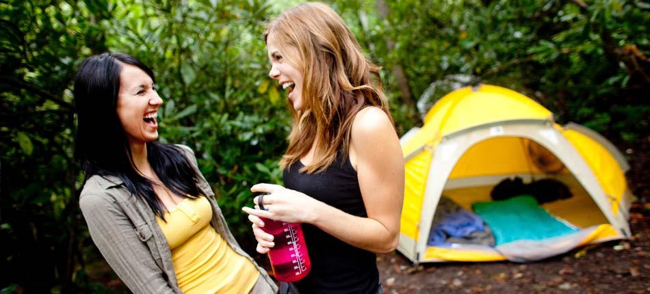 camping near brevard
