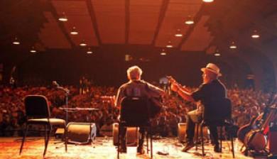bluegrass festival in WNC