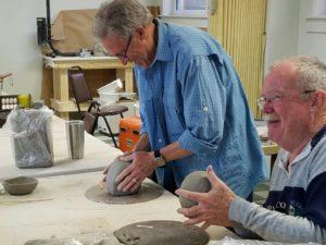 Grumpy Old Men - Playin' in Clay @ Transylvania Community Arts Council   Brevard   North Carolina   United States