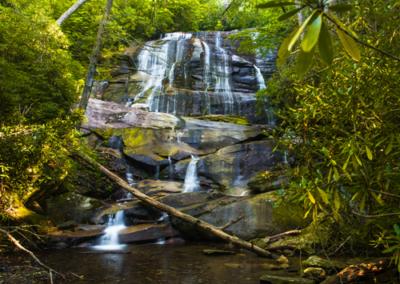 Cove-Creek-Falls-Brevard