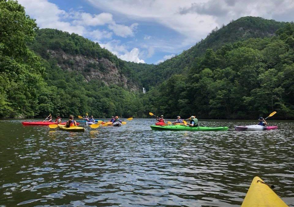 Bear Lake Sea Kayaking Guided Paddle