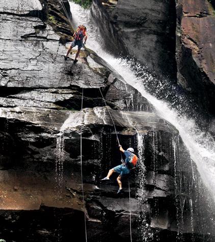 Pura Vida Advanced 3-Day Canyon Rescue Course