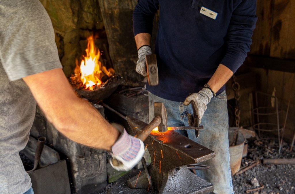 Blacksmithing Basics for Kids