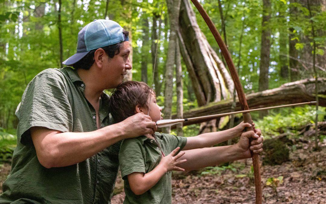 Archery/ Tomahawk Throwing