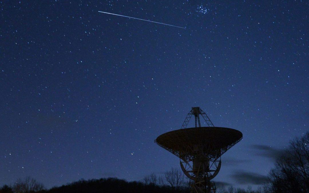 Geminids Meteor Shower Experience at PARI