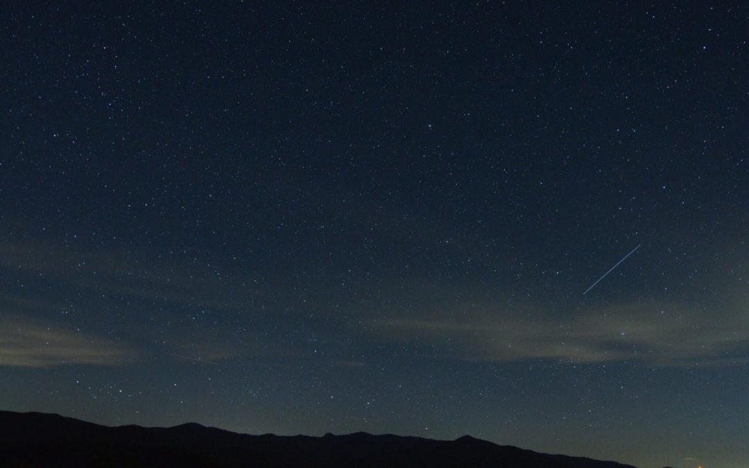 Leonids Meteor Shower -OVER NIGHT